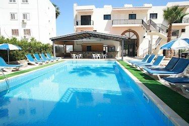New York Plaza Hotel Apartments 3*, Кипр, Пафос