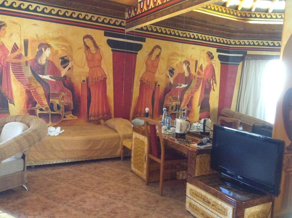 Отель Roman Кипр Пафос