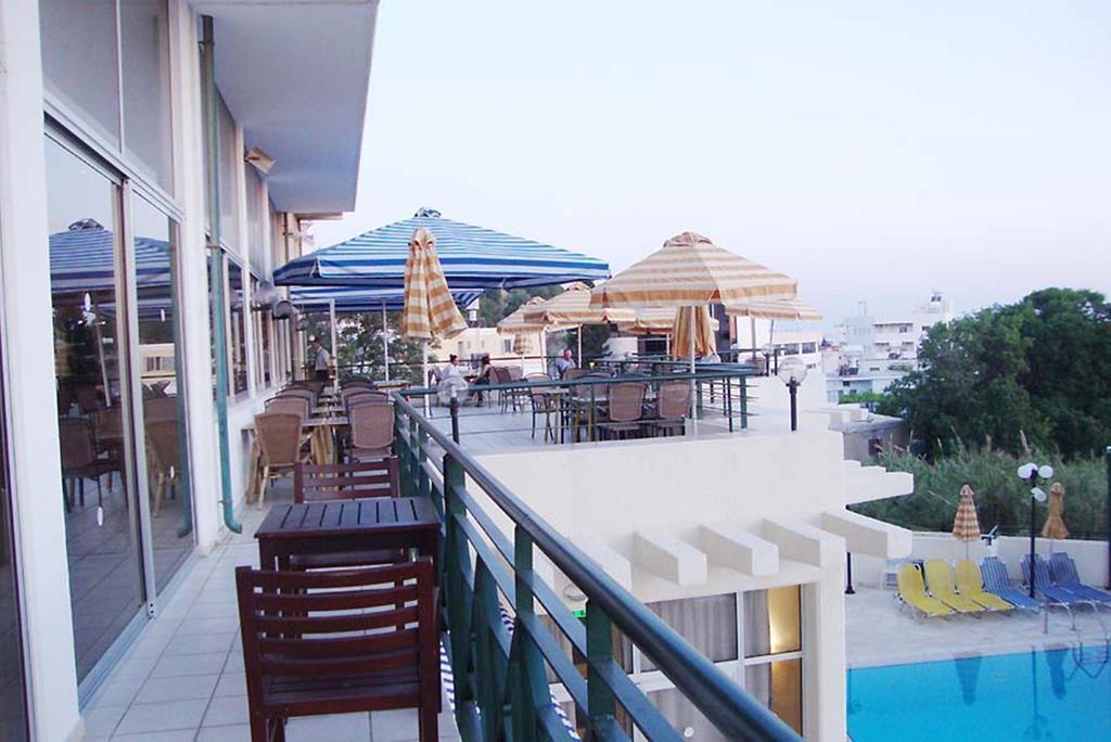 Фото Agapinor Hotel Пафос