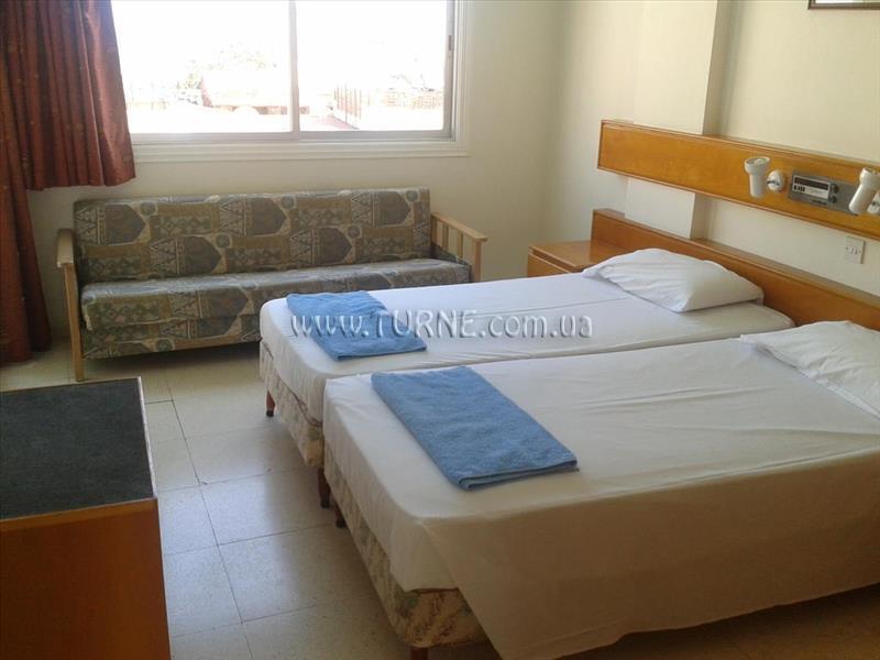 Фото Kokkinos Hotel Apts Apart Кипр Протарас