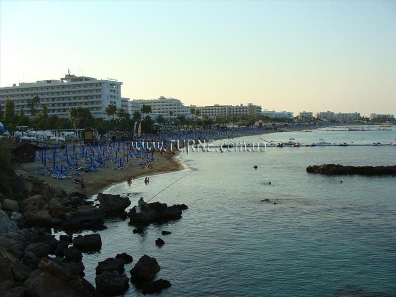 Отель Kokkinos Hotel Apts Apart Кипр Протарас