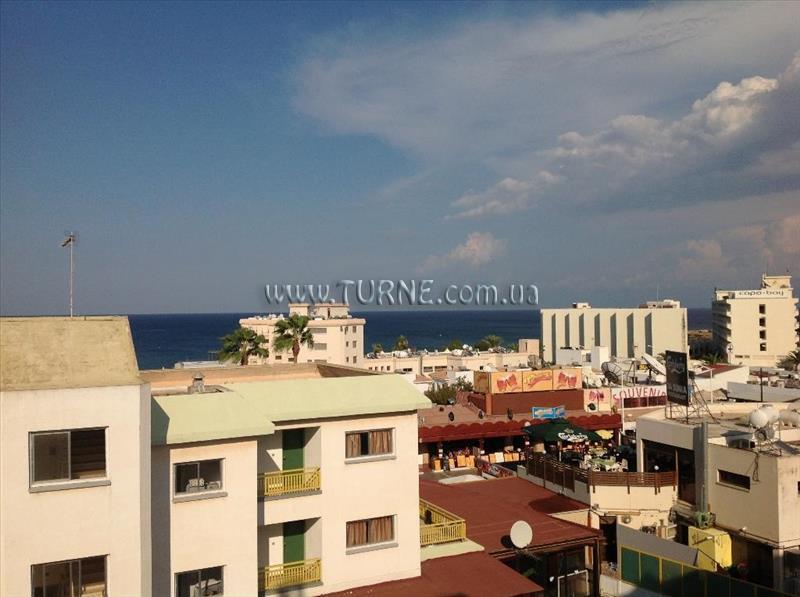 Отель Kokkinos Hotel Apts Apart Протарас