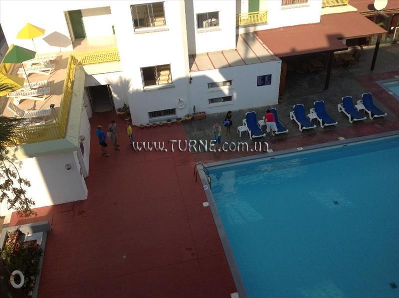 Kokkinos Hotel Apts Apart Кипр Протарас