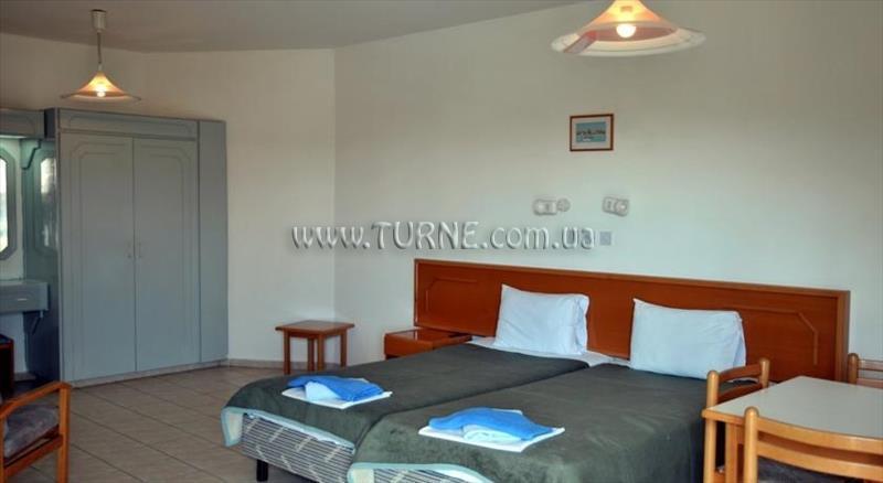 Отель Debbiexenia Hotel Кипр Протарас