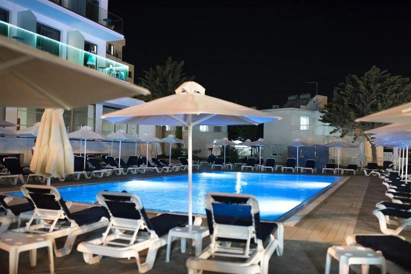 Фото Mandali Hotel Кипр Протарас