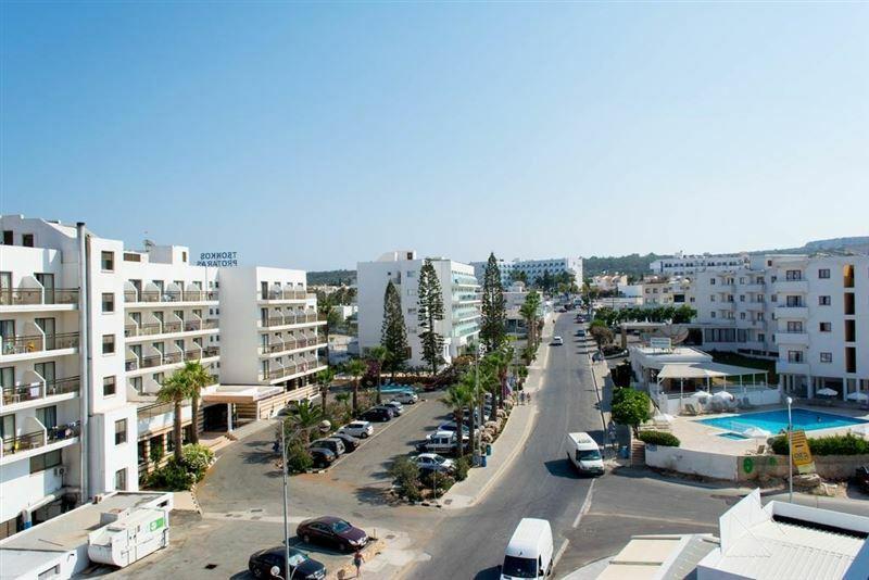 Mandali Hotel Кипр Протарас