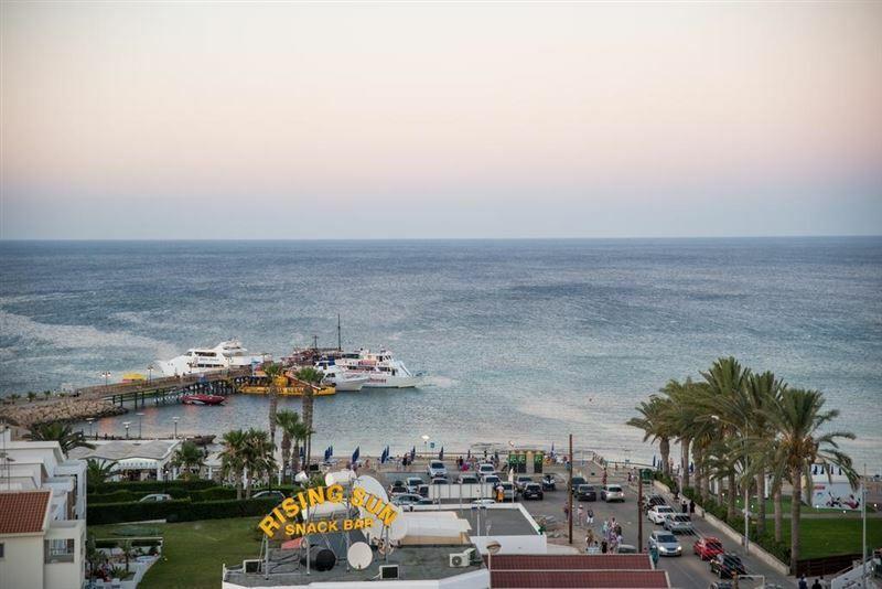 Отель Mandali Hotel Кипр Протарас