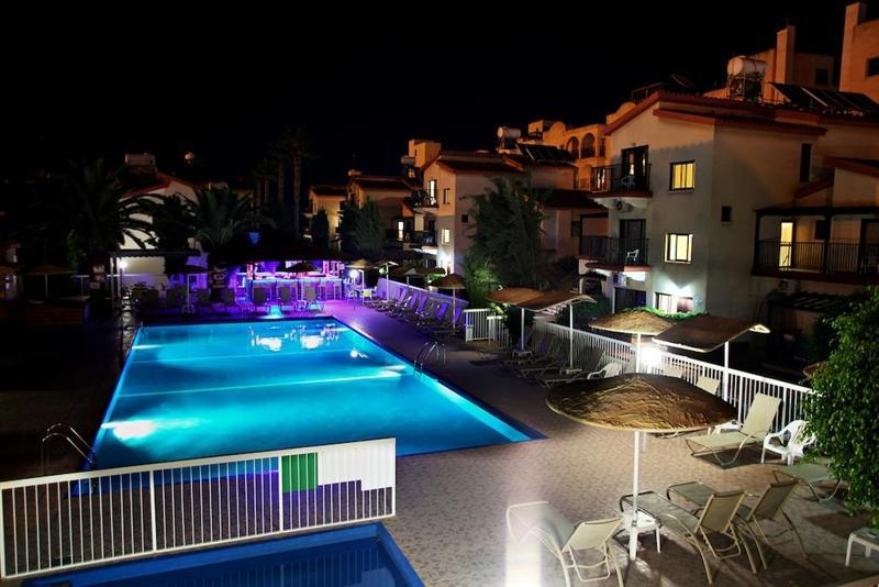 Windmills Hotel Apartments Кипр Протарас