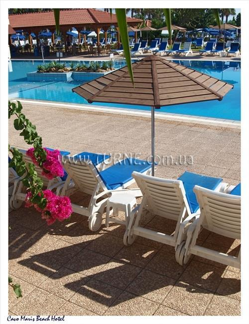 Фото Cavo Maris Beach Hotel Протарас