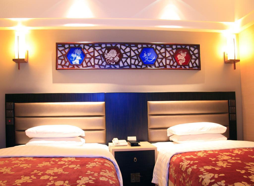 Отель Landmark Hotel Canton Китай Гуанчжоу