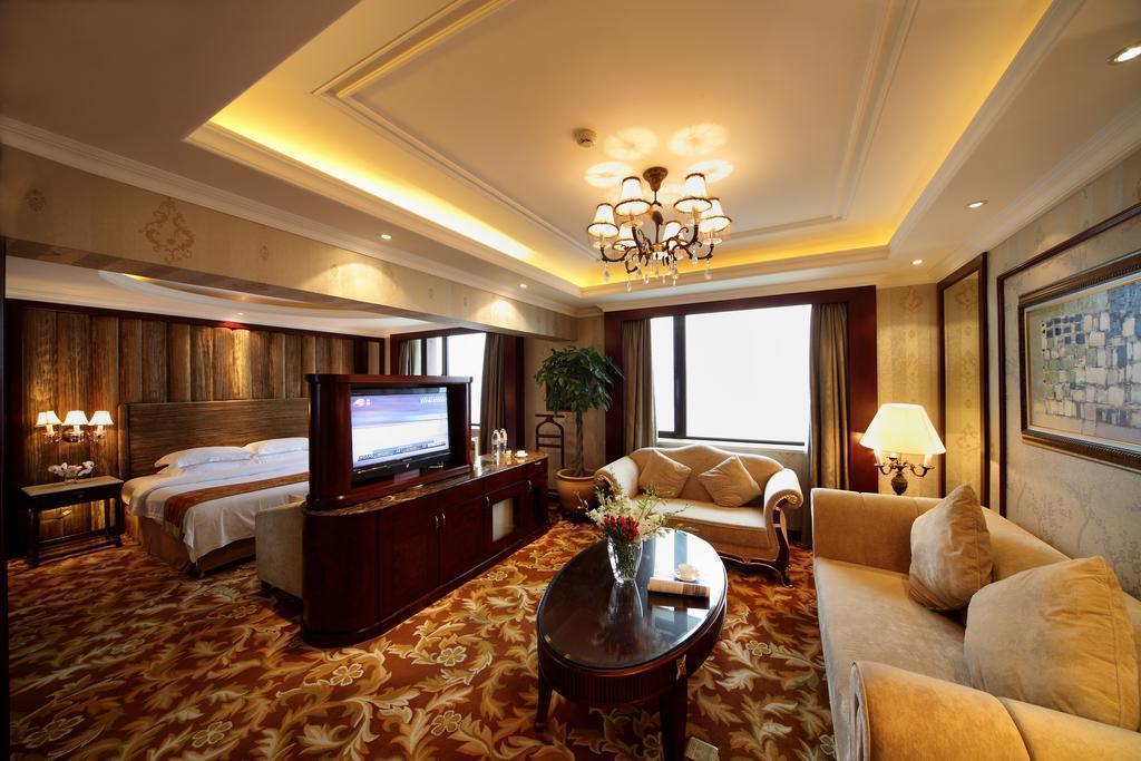 Landmark Hotel Canton Гуанчжоу