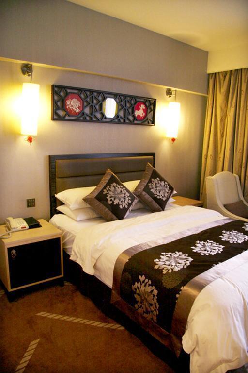 Отель Landmark Hotel Canton Гуанчжоу