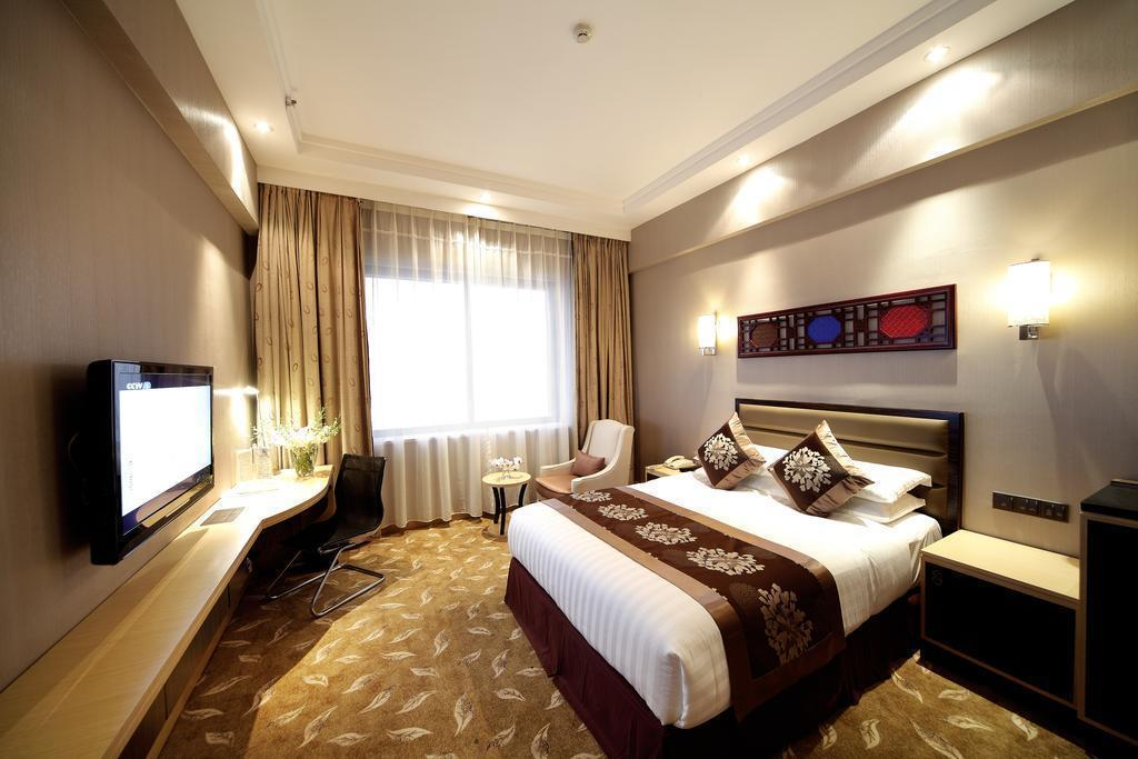 Фото Landmark Hotel Canton Китай Гуанчжоу