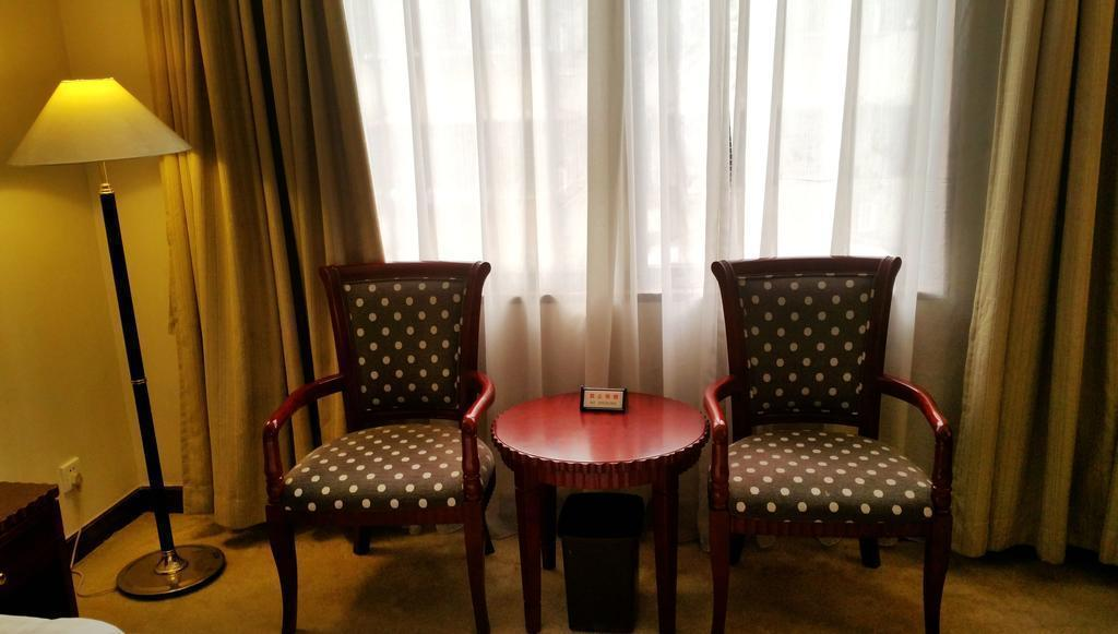 Отель United Star Hotel Гуанчжоу