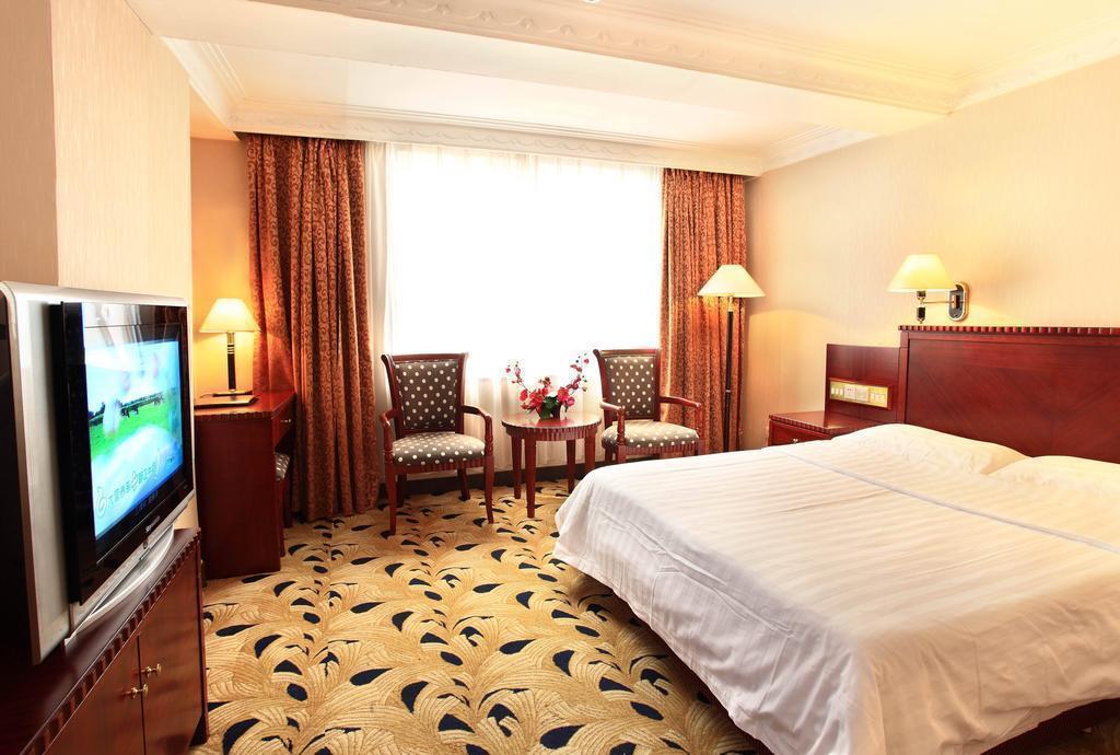 Отель United Star Hotel Китай Гуанчжоу