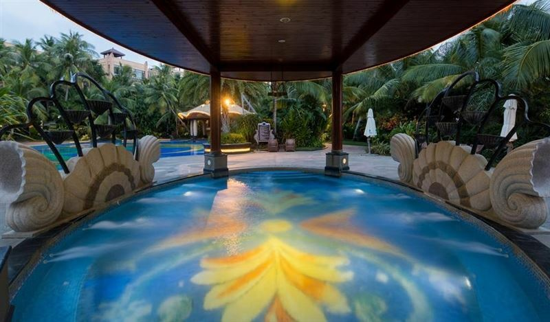 Фото Wyndham Hainan Clearwater Bay Resort Китай
