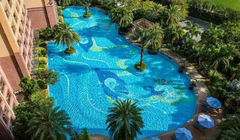 Фото Wyndham Hainan Clearwater Bay Resort Хайнань