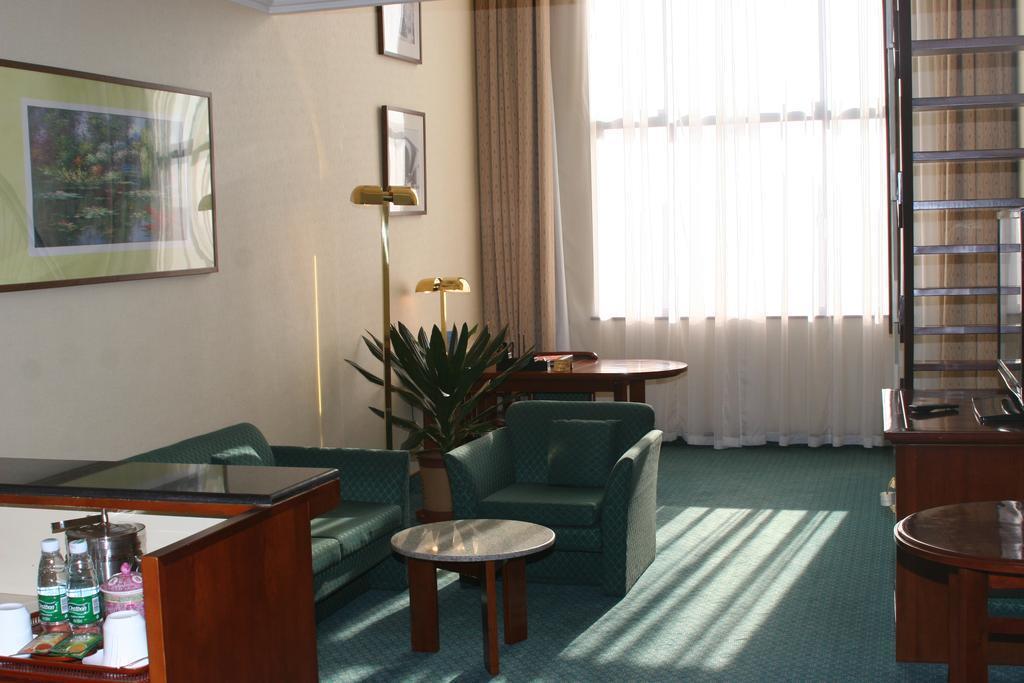 Отель Citic Hotel Beijing Airport (ex. Sino-Swiss Hotel) Китай Пекин