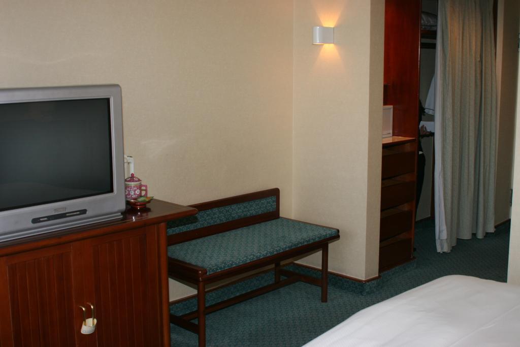 Отель Citic Hotel Beijing Airport (ex. Sino-Swiss Hotel) Пекин