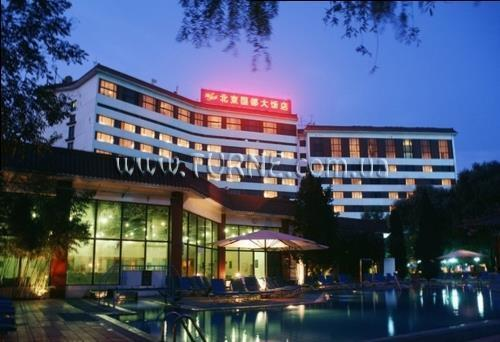 Фото Citic Hotel Beijing Airport (ex. Sino-Swiss Hotel) Китай Пекин