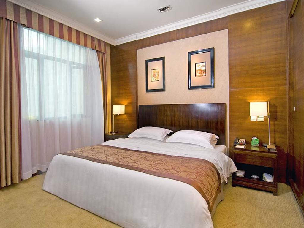 Отель JianGuo Hot Spring Китай Пекин
