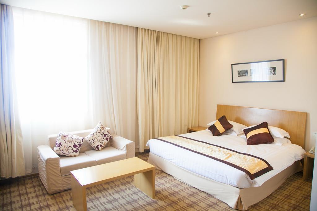 Traveler Inn Huaqiao Beijing Пекин