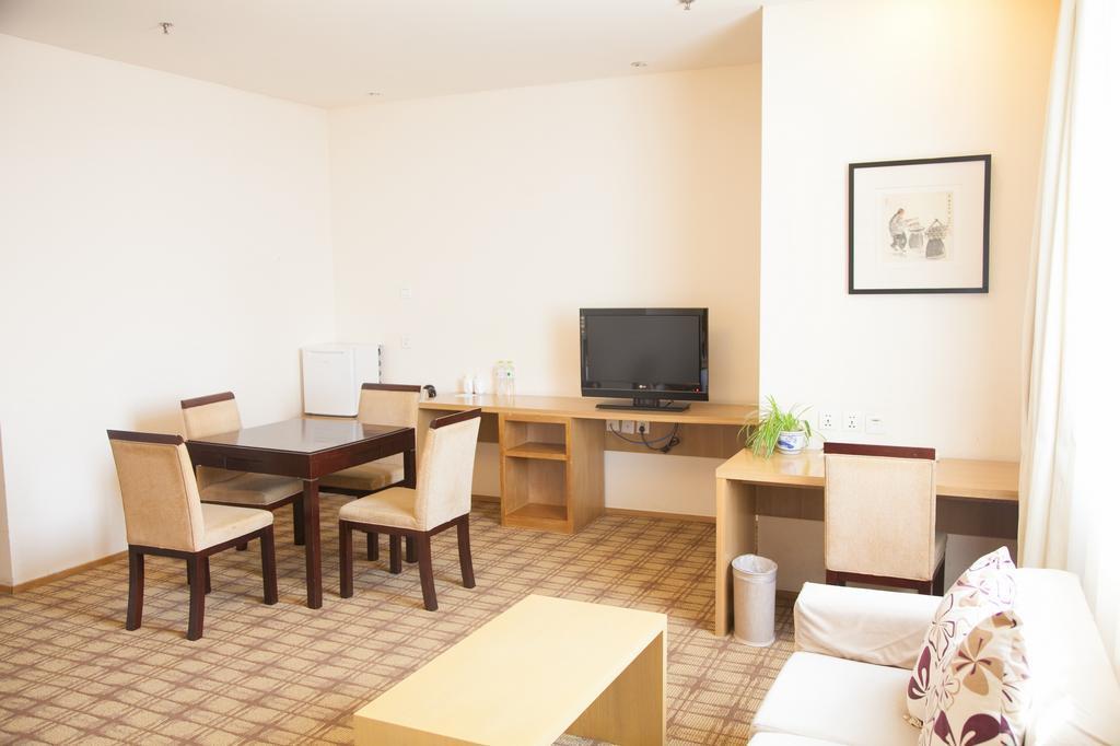 Отель Traveler Inn Huaqiao Beijing Китай Пекин