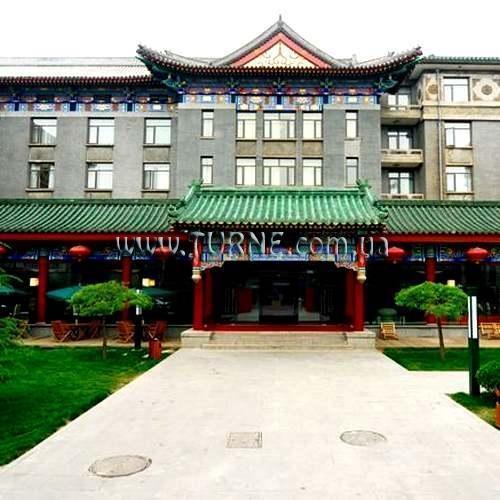 Traveler Inn Huaqiao Beijing Китай Пекин