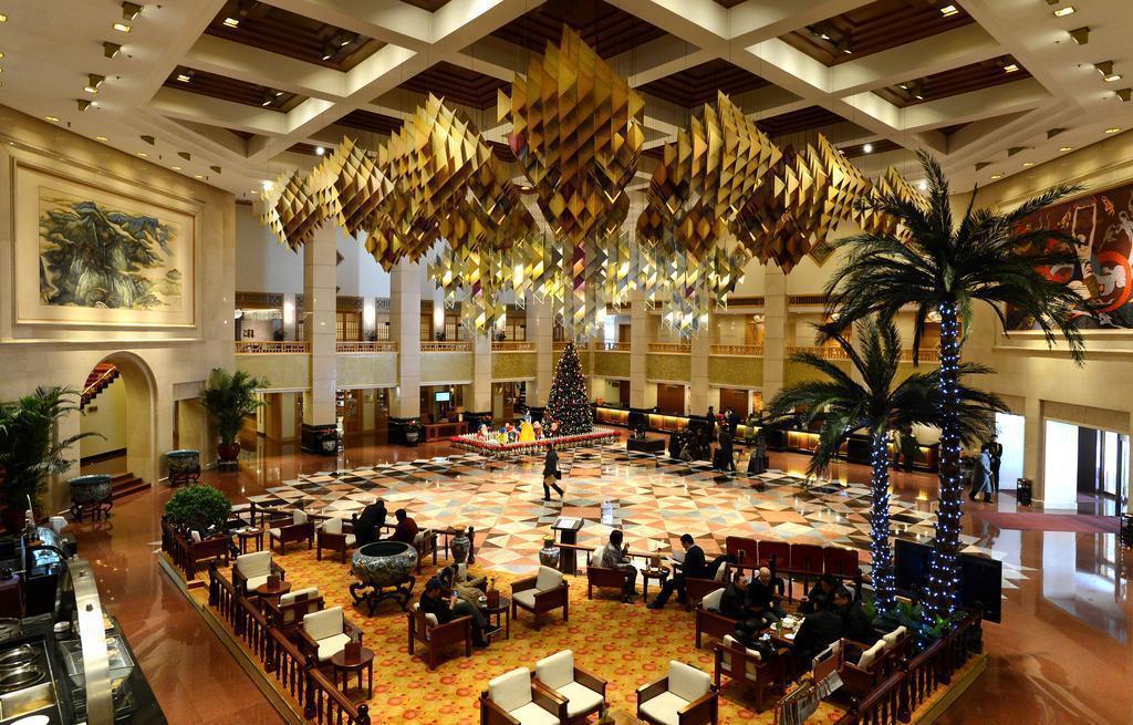 Xiyuan Hotel Китай Пекин