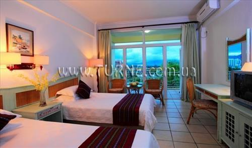 Отель Yinyun Holiday Resort Санья, о. Хайнань