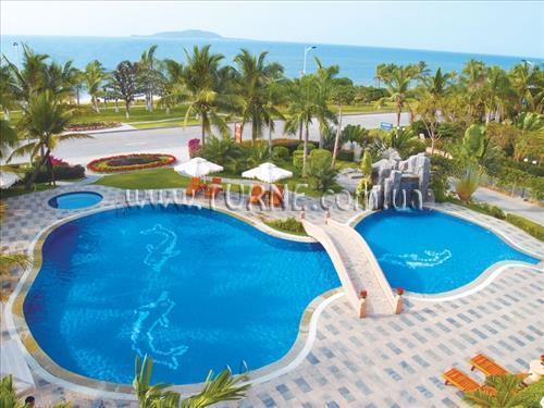 Yinyun Holiday Resort Китай Санья, о. Хайнань