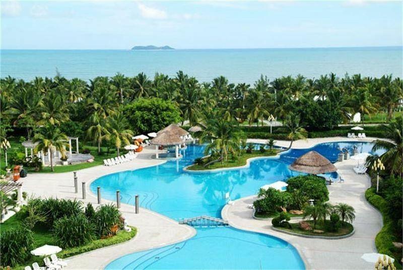 Отель Tianfuyuan Resort Hotel Санья, о. Хайнань