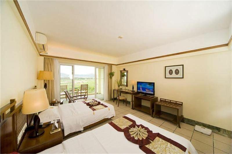 Отель Tianfuyuan Resort Hotel Китай Санья, о. Хайнань
