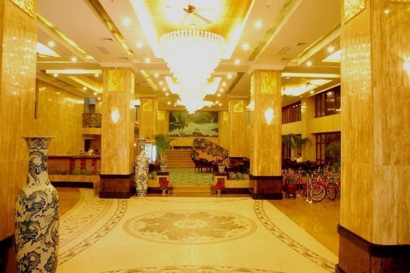 Отель Linda Sea View Санья, о. Хайнань