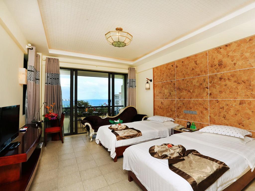 Palm Beach Resort Китай Санья, о. Хайнань