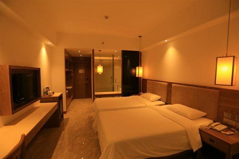 Yin Yun Seaview Hotel Санья, о. Хайнань