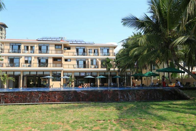 Отель Yin Yun Seaview Hotel Китай Санья, о. Хайнань