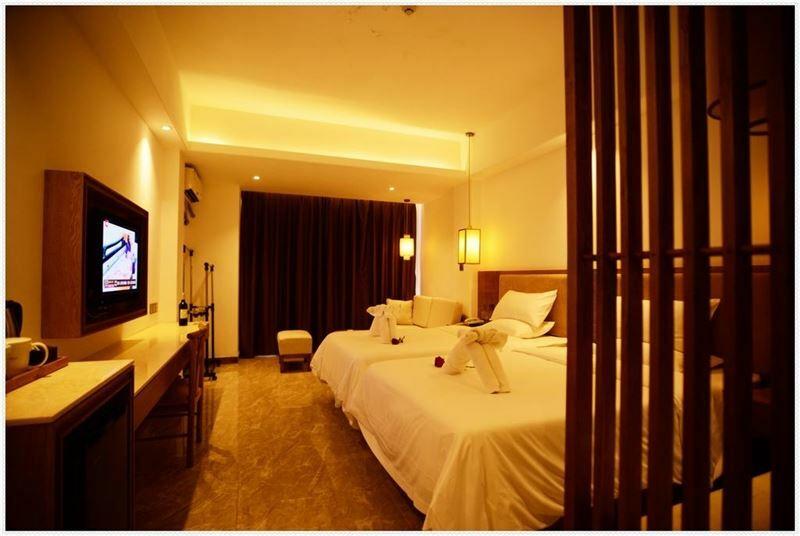 Фото Yin Yun Seaview Hotel Санья, о. Хайнань