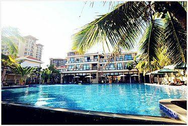 Yin Yun Seaview Hotel 4*, Китай, Санья, о. Хайнань