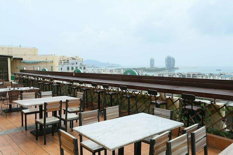 Harvest Sea View Hotel Санья, о. Хайнань
