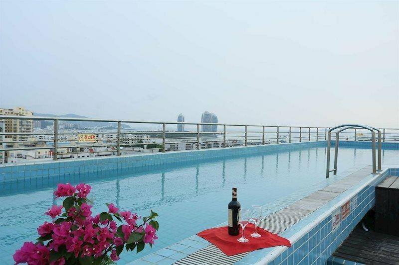 Harvest Sea View Hotel Китай Санья, о. Хайнань