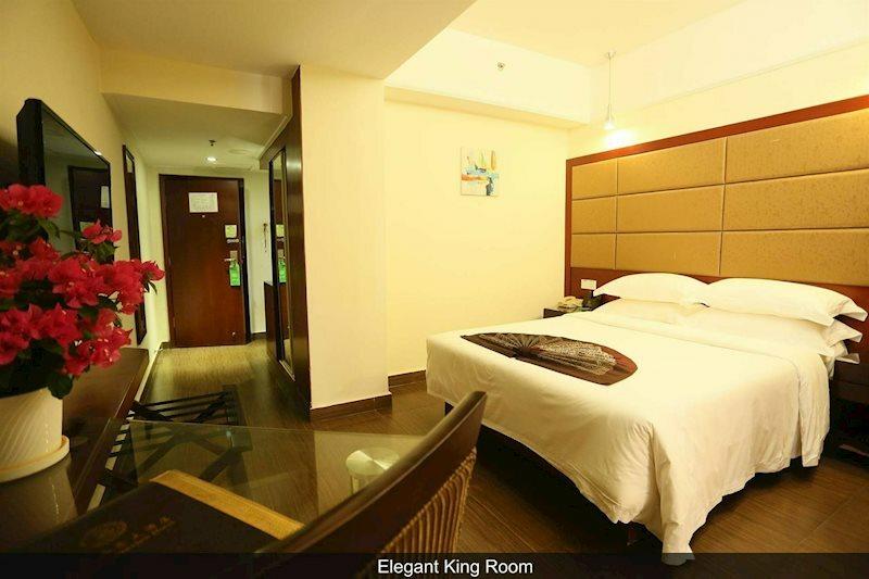 Отель Harvest Sea View Hotel Санья, о. Хайнань