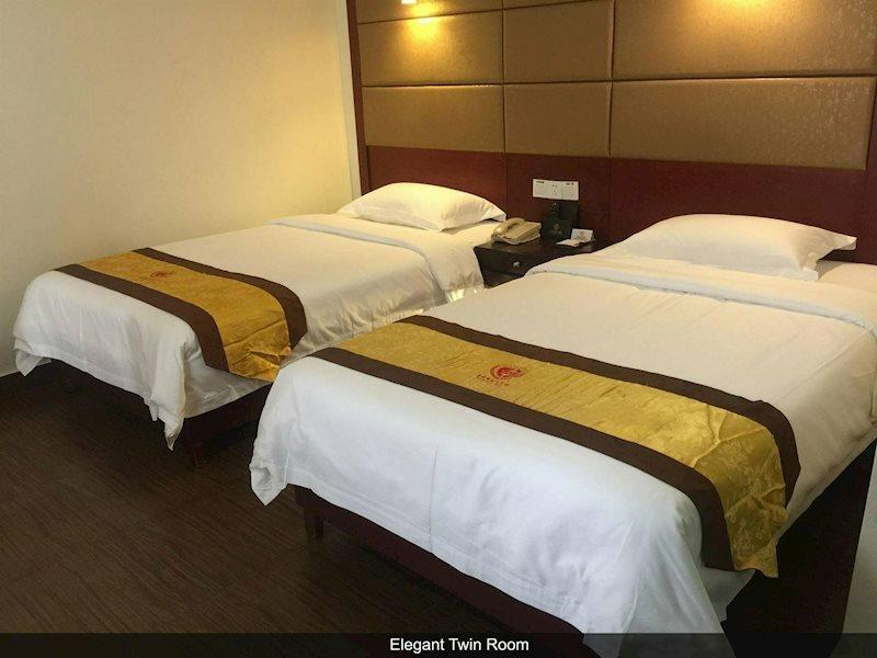 Отель Harvest Sea View Hotel Китай Санья, о. Хайнань