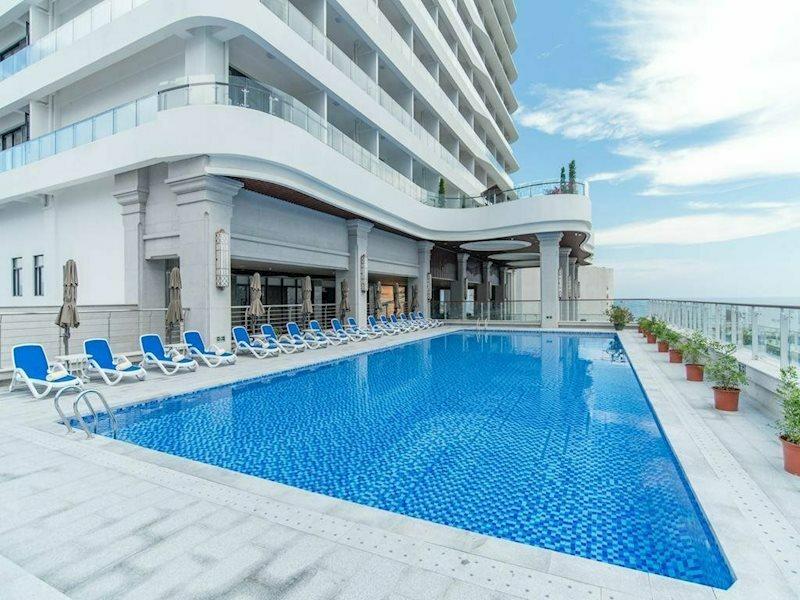 Dadonghai Hotel Sanya Санья, о. Хайнань