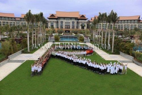 Отель Renaissance Sanya Resort & Spa Китай Санья, о. Хайнань