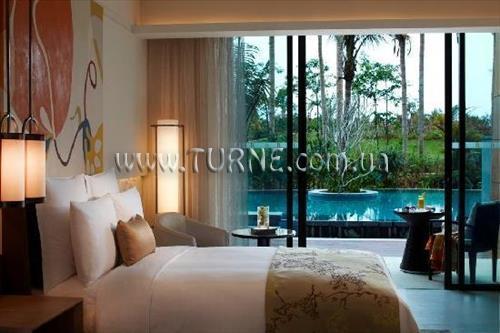Отель Renaissance Sanya Resort & Spa Санья, о. Хайнань