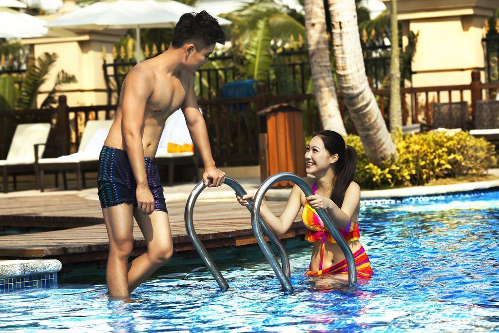 Фото Tangla Hotel Sanya (ex. Tangla Suites Hotel Yalong Bay Sanya) Китай Санья, о. Хайнань
