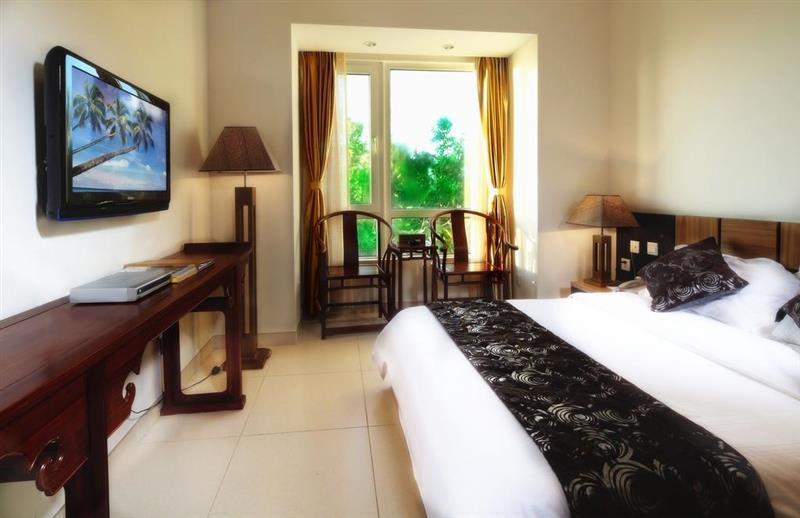 Отель Wan Bo Club (Sanya Wanbo Spa&Seaview Hill) Санья, о. Хайнань