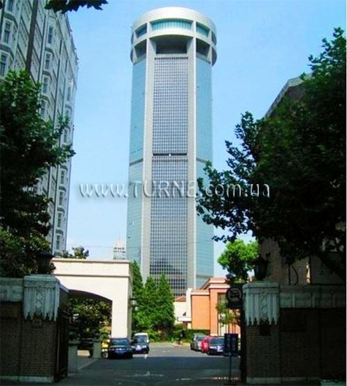 Фото Jing Jiang Tower Шанхай