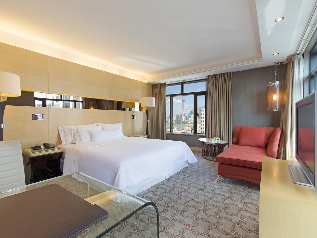 Отель The Westin Bund Center Shanghai Китай Шанхай